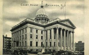 NJ - Paterson. Court House
