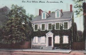 Pennsylvania Germantown The First White House