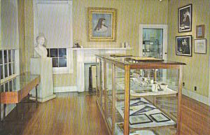 Museum Room At Ivy Green Birthplace Of Helen Keller Tuscumbia Alabama
