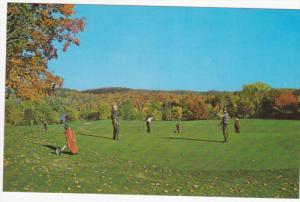 Golf Course , Larrimac Golf Club , Gatineau Valley , Quebec , Canada , 50-60s