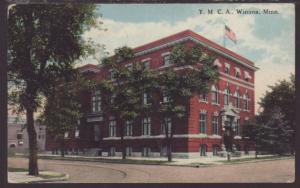 YMCA,Winona,MN Postcard