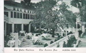 Ohio Aurora The Patio Gardens The Aurora Inn