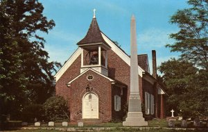 DE - Dover. Old Christ Church