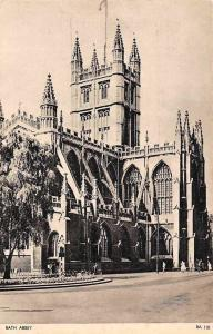 Bath Abbey Street Strasse Abtei