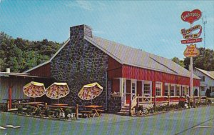 Pennsylvania Ephrata Foodergong Restaurant and Hay-Loft Gift Shop