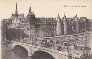 France Paris Le Palais de Justice