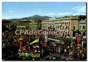 Modern Postcard The French Riviera Nice carnival