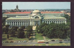 US National Museum Washington D.C. Post Card 3879