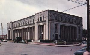 BEAUMONT, Texas, 1940-1960´s; U.S. Post Office And Federal Court House