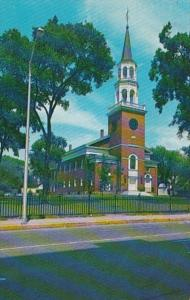 Vermont Burlington Unitarian Church 1971