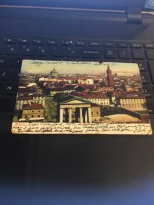 Vintage Postcard: Milan Milano Italy