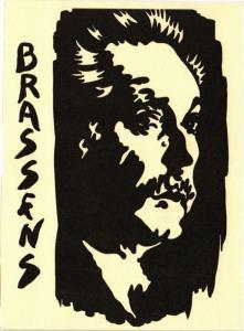 CPA AK LARDIE - BRASSENS (304221)