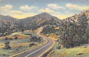 Highway U. S. 66 east of Albuquerque - Albuquerque, New Mexico NM
