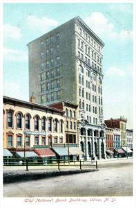 21650   NY Utica  City National Bank