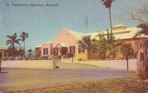 Bermuda Government Aquarium 1958