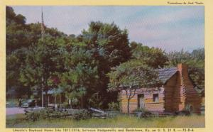 Kentucky Hodgenville Lincoln's Boyhood Home Site Dexter Press