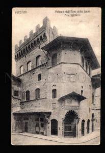 039187 ITALY  Firenze.Palagio dell'Arte della Lana