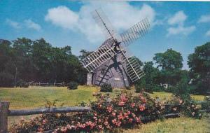 Old Windmill Eastham Cape Cod Massachusetts