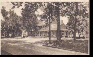 Pennsylvania West Grove Red Rose Inn Albertype