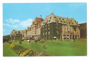 Manoir Richelieu Murray Bay Quebec Canada Hotel ca 1972