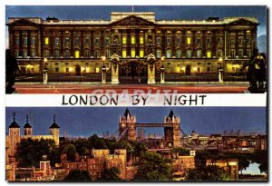 Postcard Modern London Great Britain London The tower of london and tower bri...
