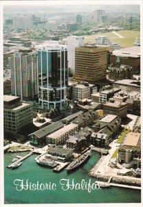 Canada Halifax Aerial View