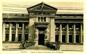 South Vietnam - Saigon. Governor's Palace