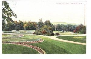 Public Gardens, Halifax, Nova Scotia, Used 1906