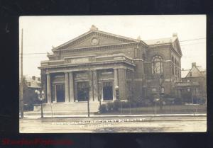 RPPC ST. LOUIS MISSOURI FIRST CHURCH OF CHRIST SCIENTIST OLD REAL PHOTO POSTCARD