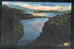Tennessee colour PC South Holston Lake Easstern Tennessee unused