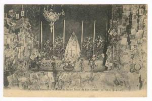 N.-D de Fourviere-Autel de Notre-Dame de Bon Conseil, ex-votos 1914-1917, Fra...