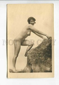 3177932 NUDE Belle Woman Beach Vintage MANDEL AN PHOTO #386