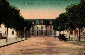 CPA Le Creusot Direction des Usines Schneider FRANCE (952892)