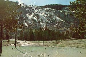 WY - Yellowstone, Roaring Mountain