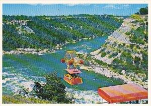 Canada Spanish Aerial Car Niagara Falls Ontario