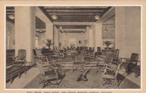 Illinois Chicago Y M C A Hotel East Room
