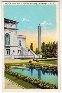 Aztec Garden, Pan American Bldg, Washington DC