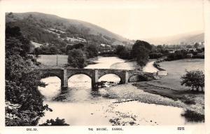 Wales Carrog, The Bridge, Pont