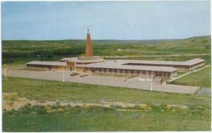 St. Michael's Retreat House, Lumsden, Saskatchewan, Canada, Chrome