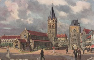 EISENACH , Germany, 1900-10s ; Karlsplatz ;  TUCK 7082