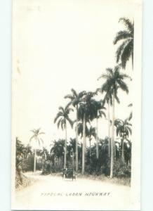 old rppc NICE VIEW Country Of Cuba i3013