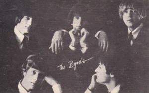 Vintange Arcade Card The Byrds