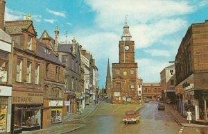 The Mid-Steeple , DUMFRIES , Scotland , 1940-60s