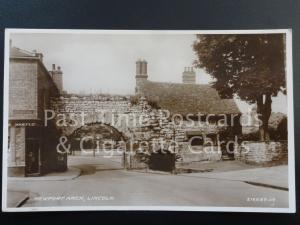 c1932 RP Lincoln: Newport Arch