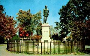 Virginia Lexington Tomb Of General Stonewall Jackson