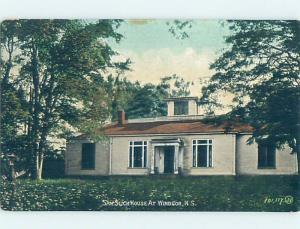 Unused Divided-Back HISTORIC HOME Windsor - Near Dartmouth Nova Scotia NS W4378