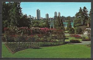 Canada, Vancouver - Flowers In Stanley Park - [FG-114]