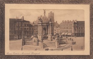LIVERPOOL , Lancashire , England , 00-10s ; Queen Victoria Memorial; TUCK 2510