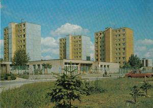 Slovakia Samorin residential quarter