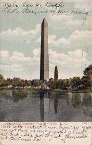 Washington Monument Washington D C 1906